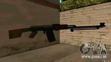 Le PKK pour GTA San Andreas