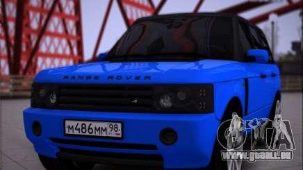 Range Rover Sport Pintoresca für GTA San Andreas