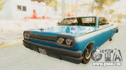 GTA 5 Declasse Voodoo PJ pour GTA San Andreas