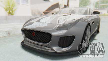 Jaguar F-Type Project 7 für GTA San Andreas