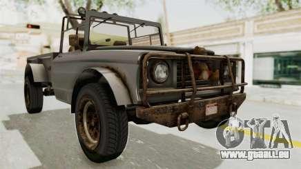 GTA 5 Canis Bodhi Trevor IVF für GTA San Andreas