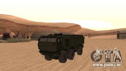 KAMAZ 63968 Typhon pour GTA San Andreas