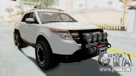 Ford Explorer Pickup für GTA San Andreas