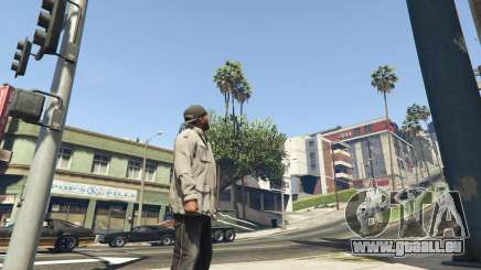 Rongines needle pour GTA 5