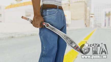Nata Weapon für GTA San Andreas