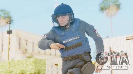 Interventna Jedinica Policije Srbije pour GTA San Andreas
