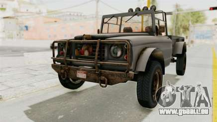 GTA 5 Canis Bodhi Trevor pour GTA San Andreas