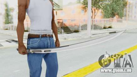 Yuri Katana für GTA San Andreas