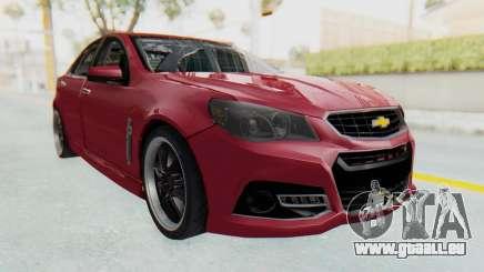 Chevrolet Super Sport 2014 für GTA San Andreas