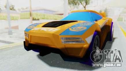 Hot Wheels AcceleRacers 4 für GTA San Andreas