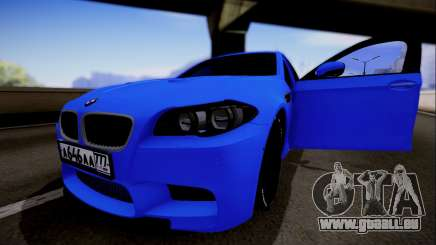BMW M5 F10 G-Power für GTA San Andreas