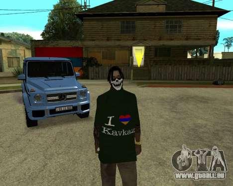 Armenian Skin für GTA San Andreas