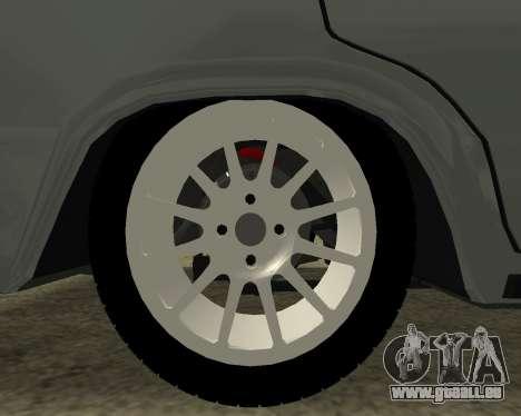 VAZ 2106 Armenischen für GTA San Andreas Motor