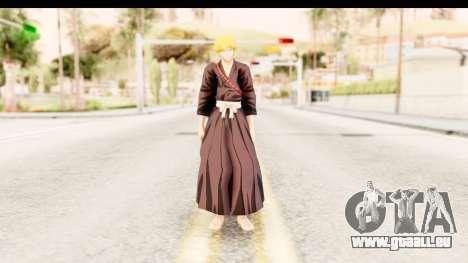 Bleach - Ichigo pour GTA San Andreas deuxième écran