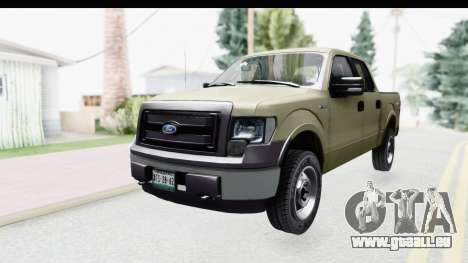 Ford F-150 Stock für GTA San Andreas