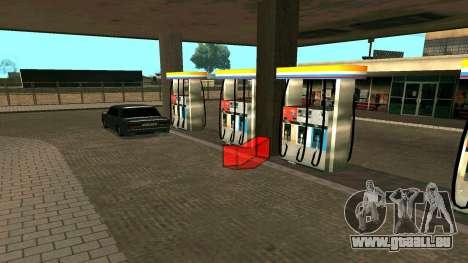 Neue token für GTA San Andreas
