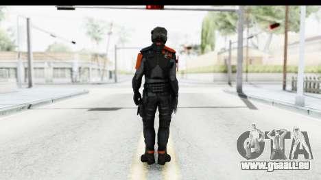 Homefront The Revolution - KPA v5 Black für GTA San Andreas dritten Screenshot