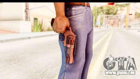 R8 Revolver für GTA San Andreas