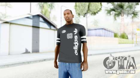 Adidas 03 T-Shirt pour GTA San Andreas