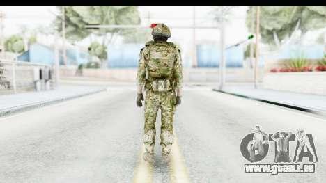 Global Warfare UK pour GTA San Andreas troisième écran