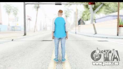 GTA 5 Hipster Update pour GTA San Andreas troisième écran