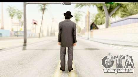 Al Capone pour GTA San Andreas troisième écran
