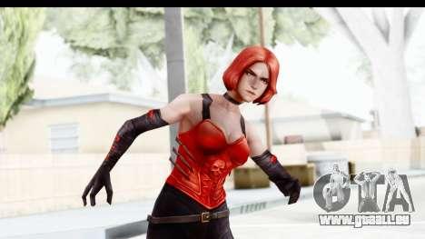 Marvel Future Fight - Sin pour GTA San Andreas
