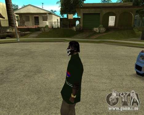Armenian Skin für GTA San Andreas fünften Screenshot