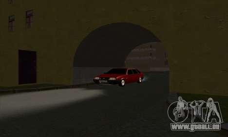 2109 pour GTA San Andreas vue de côté