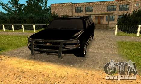 Chevrolet Colorado für GTA San Andreas