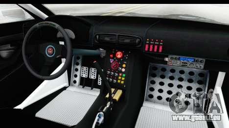 GTA 5 Emperor ETR1 v2 IVF für GTA San Andreas Innenansicht