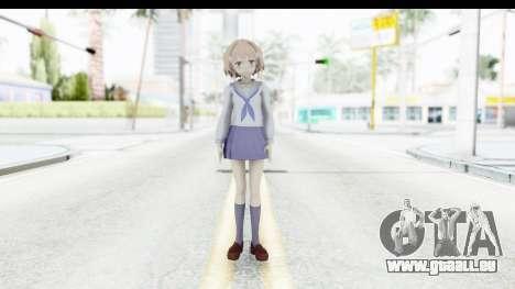 Ohana Matsumae (Hanasaku Iroha) für GTA San Andreas zweiten Screenshot