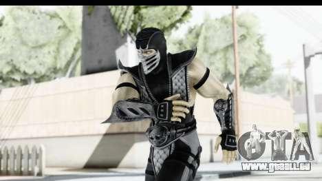 Mortal Kombat vs DC Universe - Smoke pour GTA San Andreas