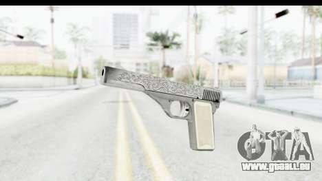 GTA 5 Vintage Pistol pour GTA San Andreas