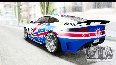 GTA 5 Ocelot Lynx IVF für GTA San Andreas
