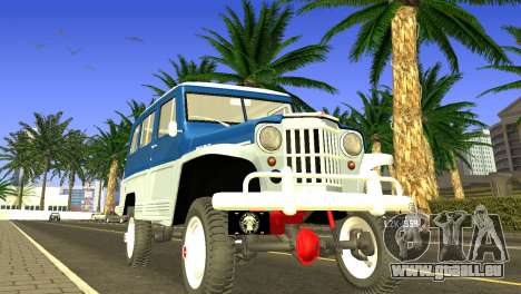 Jeep Station Wagon 1959 pour GTA San Andreas