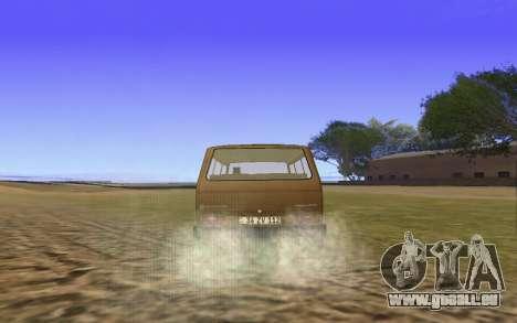 Volkswagen Transporter T-3 Armenian für GTA San Andreas Seitenansicht