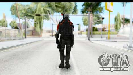 Homefront The Revolution - KPA v3 Original für GTA San Andreas dritten Screenshot