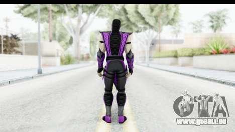 Mortal Kombat vs DC Universe - Rain pour GTA San Andreas troisième écran