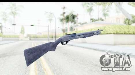 Remington 870 Tactical pour GTA San Andreas deuxième écran