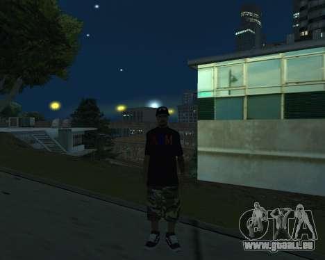 New Armenian Skin für GTA San Andreas siebten Screenshot