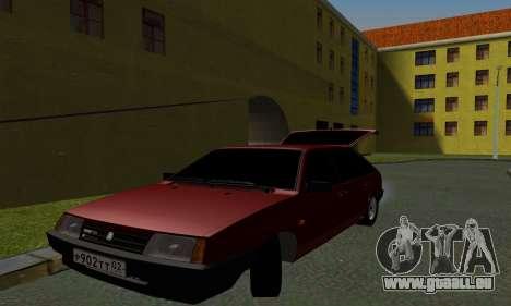 2109 für GTA San Andreas linke Ansicht