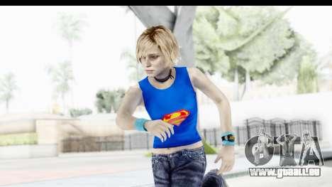 Silent Hill 3 - Heather Sporty Super Girl für GTA San Andreas