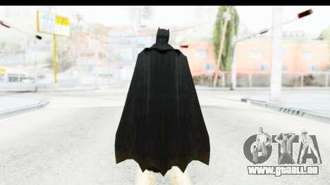 Injustice God Among Us - Batman BVS pour GTA San Andreas troisième écran