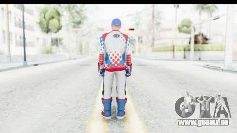 GTA 5 Online Cunning Stunts Skin 2 für GTA San Andreas dritten Screenshot