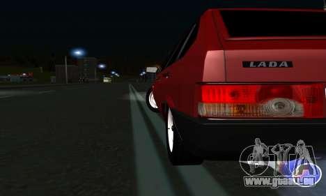 2109 für GTA San Andreas Innen