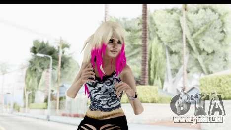 Summer Ombre Hair pour GTA San Andreas