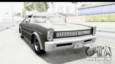 Imponte Tempest 1966 pour GTA San Andreas