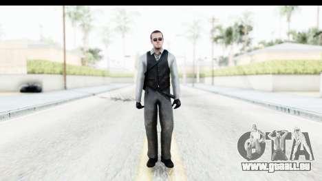 CS:GO The Professional v2 pour GTA San Andreas deuxième écran