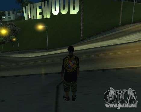New Armenian Skin für GTA San Andreas sechsten Screenshot